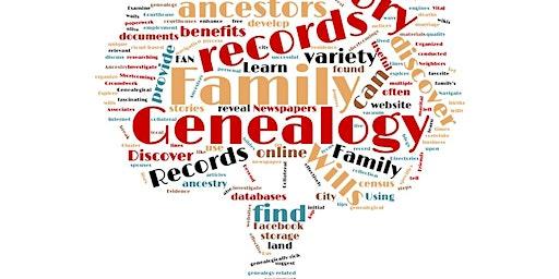 Genealogy 101 Series: Workshop 18 - Historical & Genealogical Societies