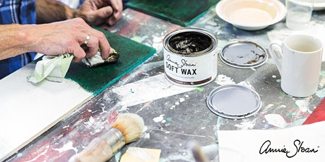 Annie Sloan paint techniques workshops tickets