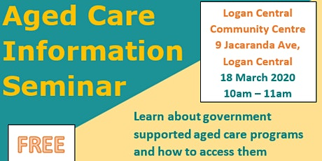 Learn about aged care services tickets