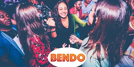 Event Cancelled - Bendo Thursday - AfroCaribbean Party tickets