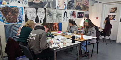 Easter Art Camp 12-15 years