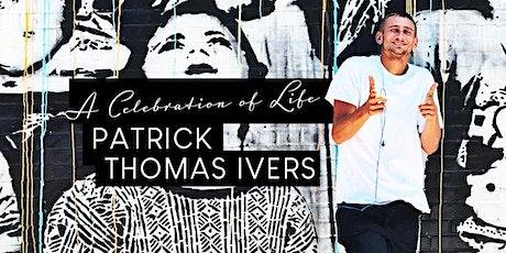 Patrick Thomas Ivers - A Celebration of Life tickets