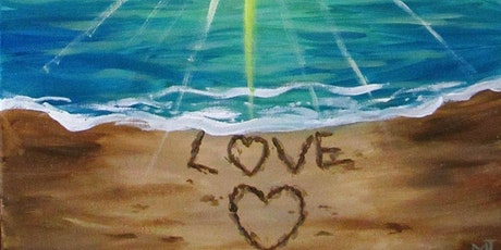Love Beach Painting Event at Mimi's Bistro tickets