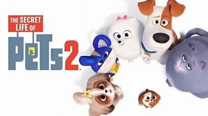 Movies at Mawson: Secret Life of Pets 2 tickets