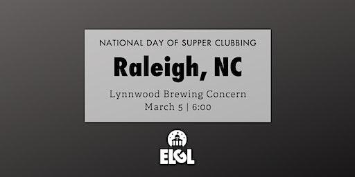 #NDOSC: Raleigh, NC