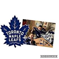 Leafs For Logan