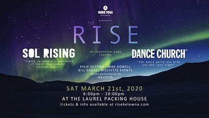 RISE tickets