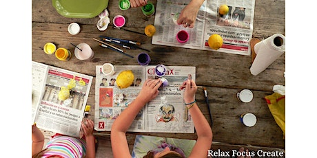 12-17 yrs After school Artsy crafter-noons  tickets