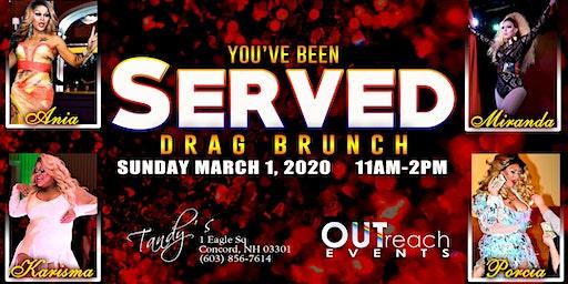 You've Been Served Drag Brunch