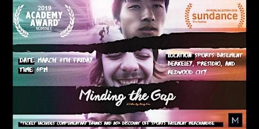 "Minema Presents: Oscar nominee ""Minding The Gap"" at Sports Basement Redwood"