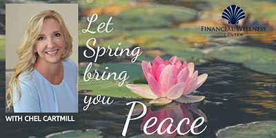 Let Spring Bring You Peace with Wellness Coach Chel Cartmill