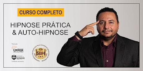 Hipnose Prática & Auto-Hipnose ingressos
