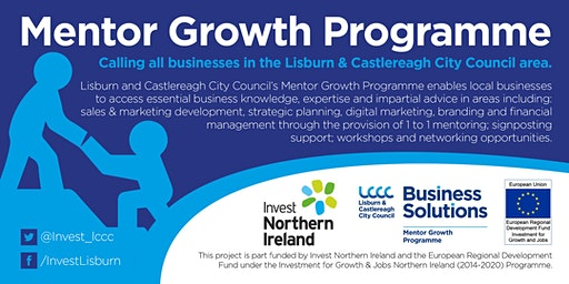 Business Information Session to Launch of Mentor Growth Programme