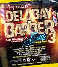 Delabay Barber Battle #3 tickets