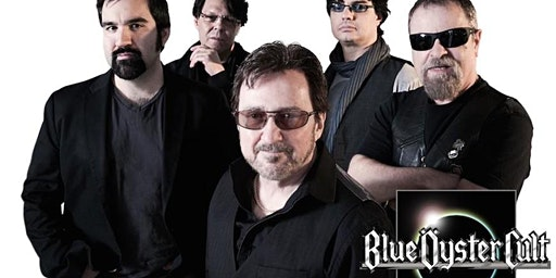 Blue Oyster Cult with Medicine Hat
