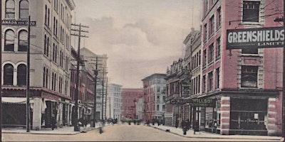 Postcard Time Machine tour