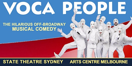 Voca People Live in Sydney 2020 tickets