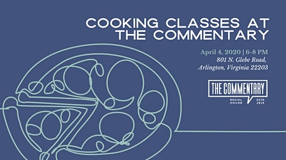 Cooking Class At The Commentary tickets