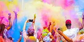 2020 LLS Osbourn Park High School Color Run Extravaganza