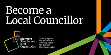 Become a Local Councillor forum tickets