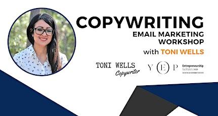 Copywriting - Email Marketing tickets