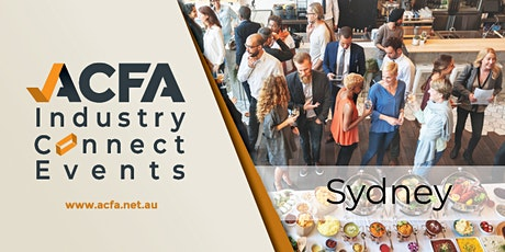 ACFA Industry Connect Event – Sydney tickets