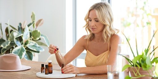 Healthy home, healthy body: live online essential oils workshop