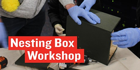 Nesting Box Workshop tickets