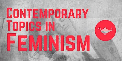 Contemporary Topics in Feminism - Marilyn Garson