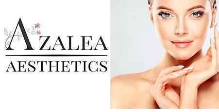 Azalea Aesthetics Launch Party tickets