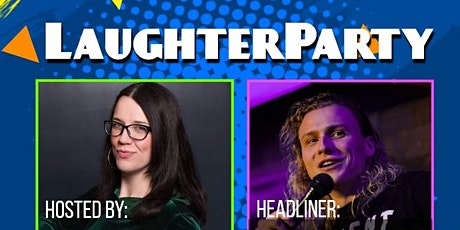 LaughterParty tickets