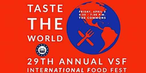 29th Annual International Food Festival