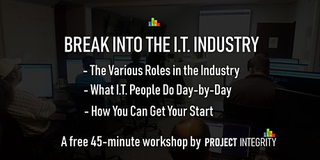 How to Break into IT – What People Do and Where to Start - Free IT Training tickets