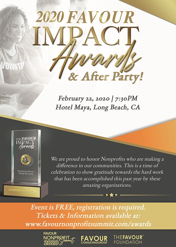 Favour Impact Awards & After Party image