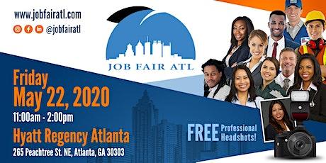 Job Fair ATL - May 22, 2020 tickets