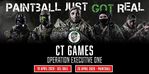 Gel Ball CT Games:  Operation Executive One