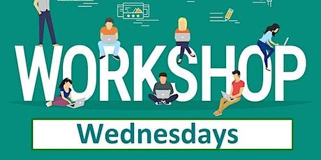 Temora Workshop Wednesdays - All things marketing  tickets