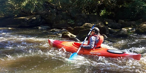 Women's Easy Rapids Kayaking // Sunday 17th May
