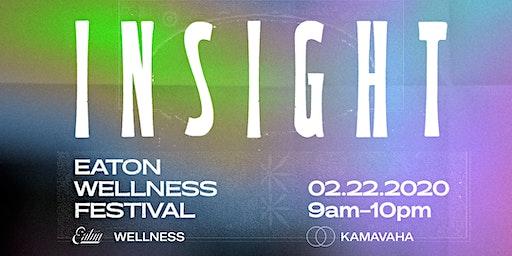 Insight - An Eaton Wellness Festival