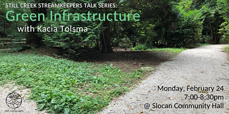Green Infrastructure Talk with Kacia Tolsma tickets