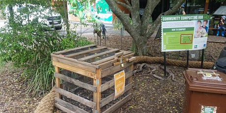 Environment Centers Sustainable Seminar Series – Composting Workshop tickets