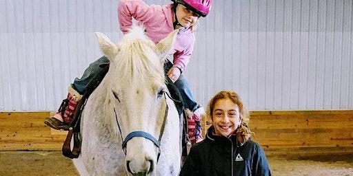 I wish I had a Horse Camp Presidents Day