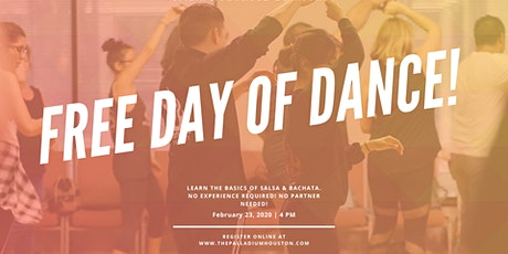 FREE Day of Dance! tickets