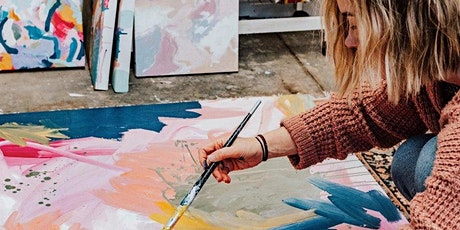 Paint and Sip Geelong tickets