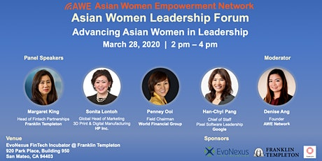 Asian Women Leadership Forum tickets
