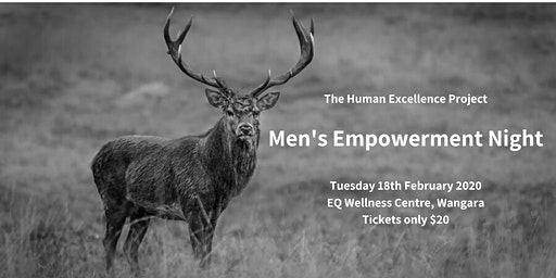 Men's  Empowerment Night