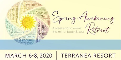 Spring Awakening Retreat - A weekend to revive the mind, body & soul tickets