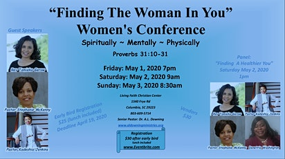 Finding the Woman In You tickets