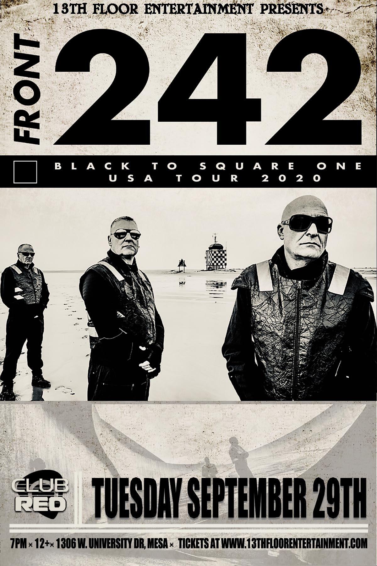 Tickets - Club Red East - Mesa, AZ