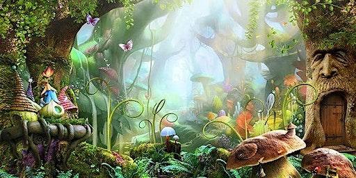 Girls Fairy Gardens